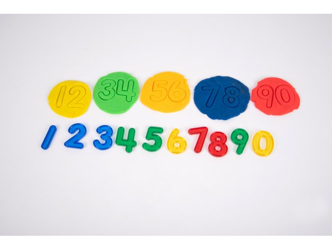 75116 Transparent Numbers Pk10