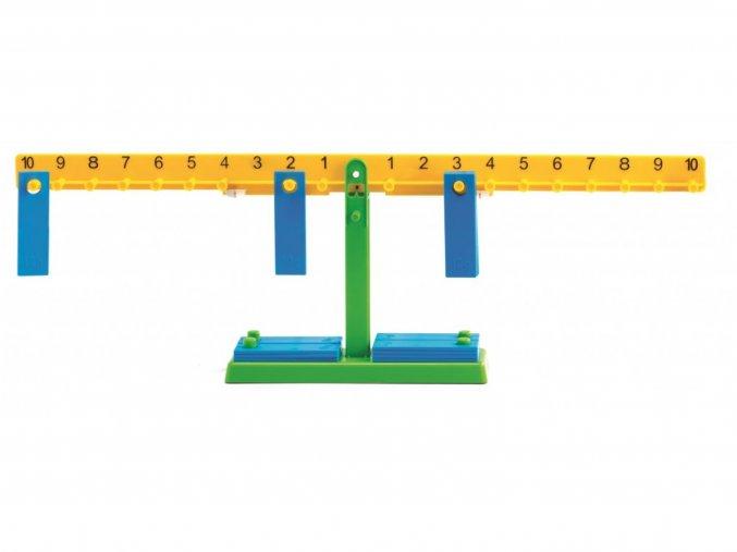 Matematická váha malá - 1ks / Mini Number Balance PK1