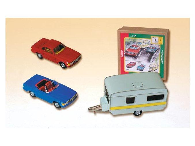 Kovap - mercedes set 3 auta