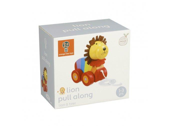 lion pull along lev tahaci 1