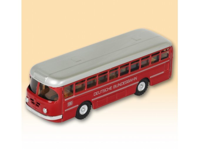 Kovap - autobus červený