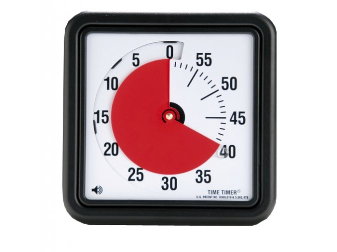 Time Timer medium (18x18 cm)
