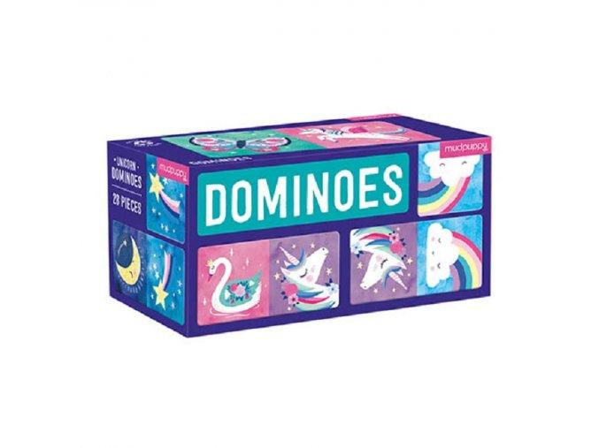 Domino - Jednorožec / Dominoes - Unicorn