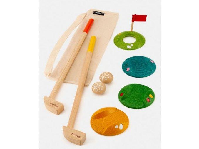 Plan Toys - Mini golf