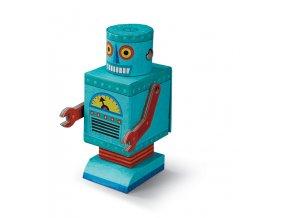 Creetures - robot puzzle