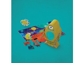 Creetures - Alien puzzle