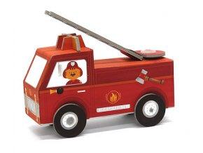 Poskládej si auto - požárník