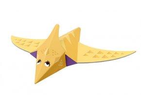 Poskládej dinosaura - Pterosaurus
