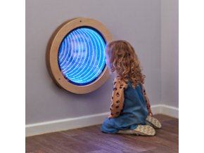 10610 light up mirror infinity circle