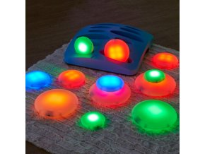 10616 1 illuminated sensory glow pebbles 12pcs