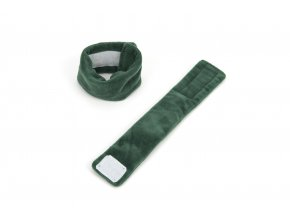 10658 weighted wristbands dark green