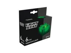 Light Stax rozšiřující set - zelená 6 ks
