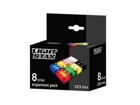 Light Stax rozšiřující set - 8 Stax 2x3