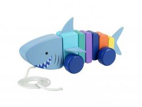 PULL ALONG SHARK