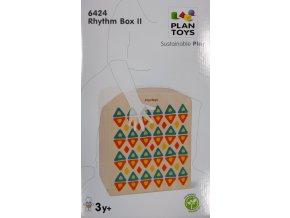 Plan Toys - Rytmický bubínek II