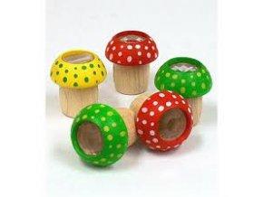 Plan Toys - Kaleidoskop houbička