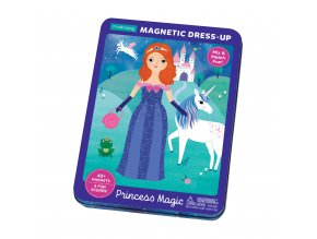 Magnetická krabička - Princezna / Magnetic Tins - Princess
