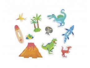 Bath stories - Země dinosaurů / Bath Stories - Dinosaur Island