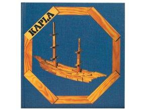 Kapla knížka nápadů modrá