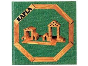 Kapla knížka nápadů zelená