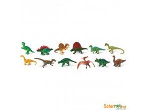 Plan Toys - Tuba - Dinosauři