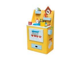 Kuchyňka šéfkuchaře - velký hrací set