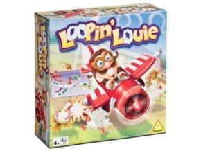 Looping Louie - potrhlý letec