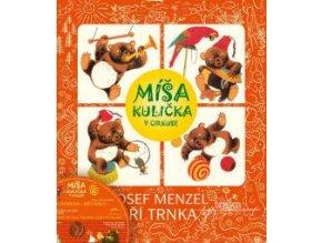 Míša Kulička v cirkuse - kniha + CD