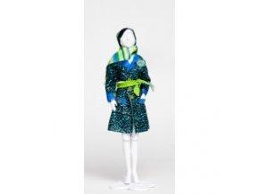 Obleček Judy Panther - obtížnost 2