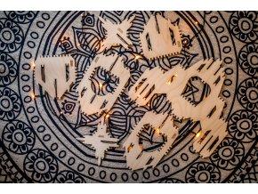 brikkon construction kit spaceship