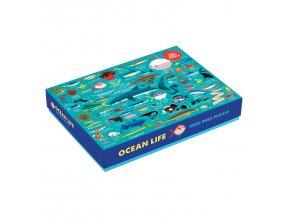 Ocean Life 1000 PC Mudpuppy Jigsaw Puzzle 1
