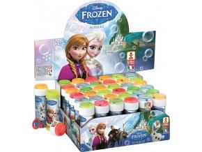 Bublifuk frozen - ledové království