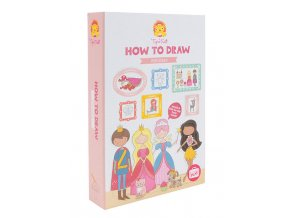 How to Draw - Pohádky / How to Draw - Fairy Tales