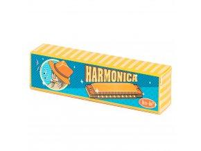 RT17200 Harmonica Retr oh