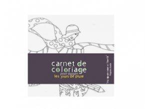 Mon Petit Art - Vybarvovací knížka