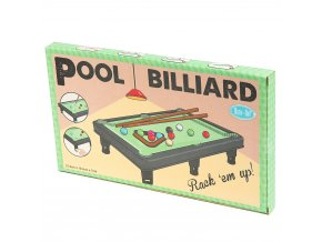 RT17327 Desktop pool table Retr oh