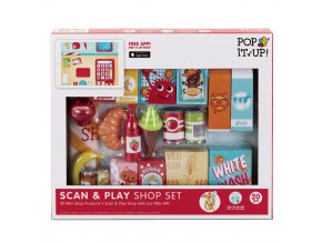 scan play set case of 4 16707 p