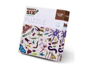 crocodile creek puzzel thirty six insects 300 stks384068 4