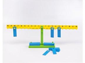 Číselná váha (number balance)