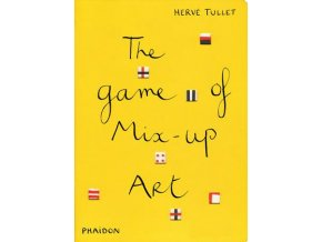 Kniha Hra na kombinace umění/The Game of Mix-up Art