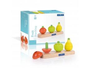 Skládání ovoce / Fruit stacking