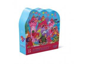 Puzzle- Palác mořských panen (36 dílků)