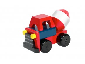 Vehicles Small Cement Mixer