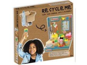 Re-cycle-me - Zmrzlinářství