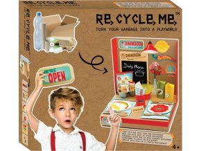 Re-cycle-me - Restaurace