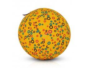 Circles Yellow 1 grande