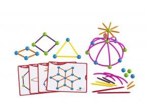 Geometrická kostra (Skeletal Geo Kit - Starter Set)