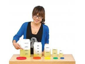 Odměrné plastové lahve (Measuring Bottle Set)