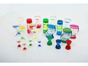 Velký smyslový kapalinový set / Sensory liquid starter pack