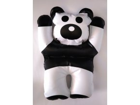 Černobílý medvídek pro nejmenší